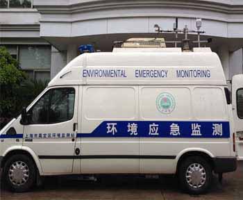 车载扬尘监控系统