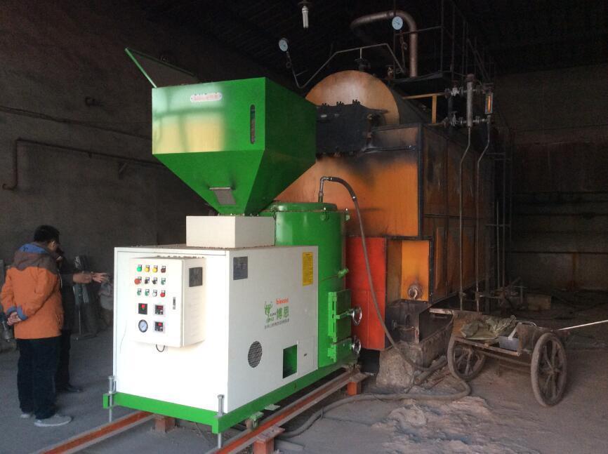 秦皇岛燃煤锅炉改造生产