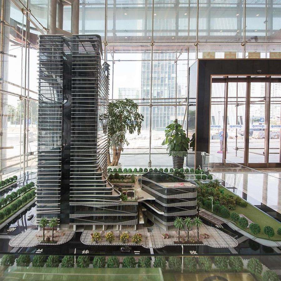 深圳海王星辰总部大厦写字楼租赁中心