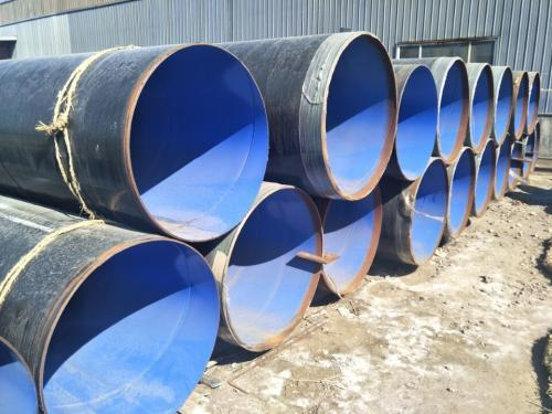 北京TPEP防腐钢管参观考察