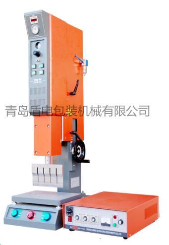 汽车脚垫压标超声波焊接机