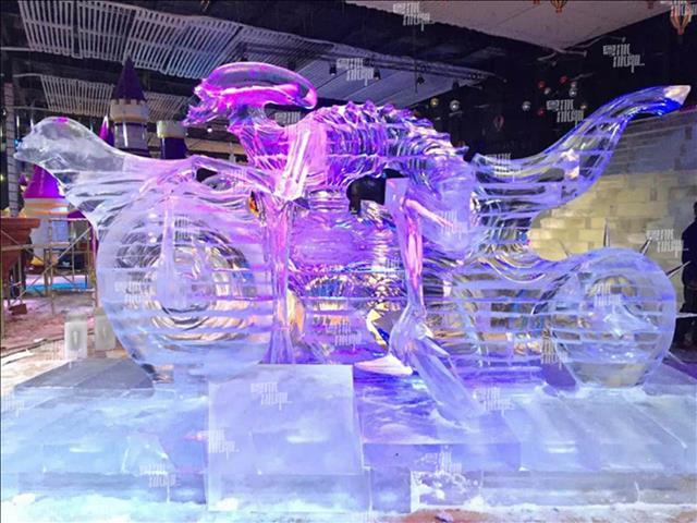 天津冰雕制作公司