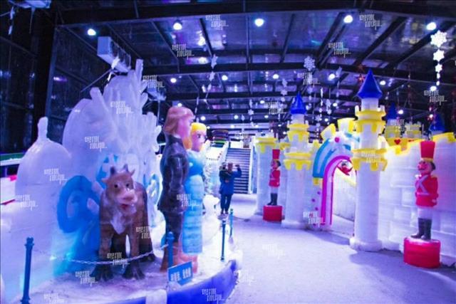 上海冰雕制作公司