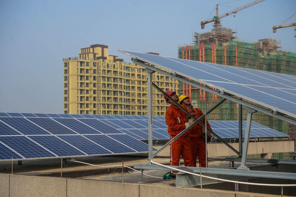 信阳屋顶光伏结构承载力检测