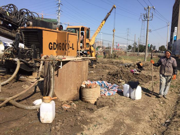 兰州污水顶管施工非开挖公司