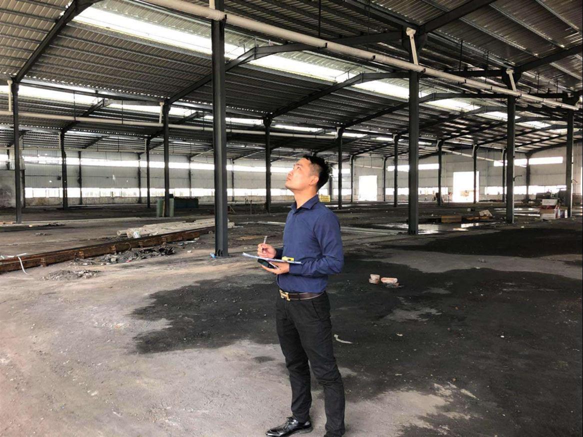 临沂厂房钢结构检测