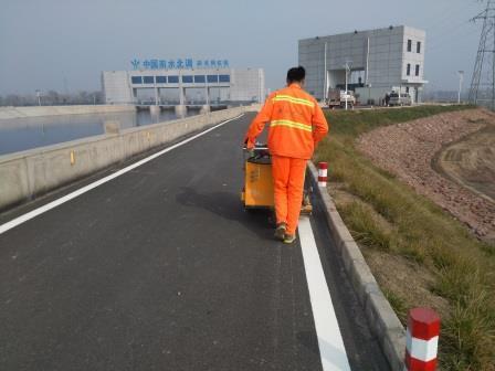 郑州航空港区道路热熔标线施工公司