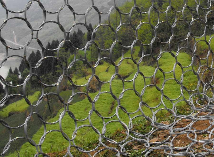铜川rxi150型被动防护网厂家