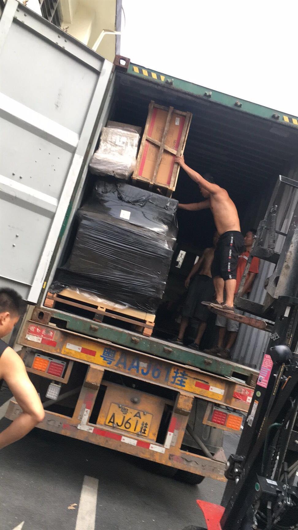 北京到越南物流运输多少钱