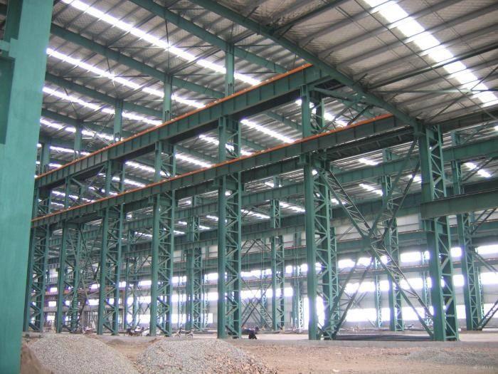 鋼結構廠房安全檢測