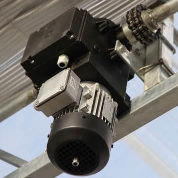 广州全新温室大棚遮阳系统全套 大棚材料 温室遮阳系统