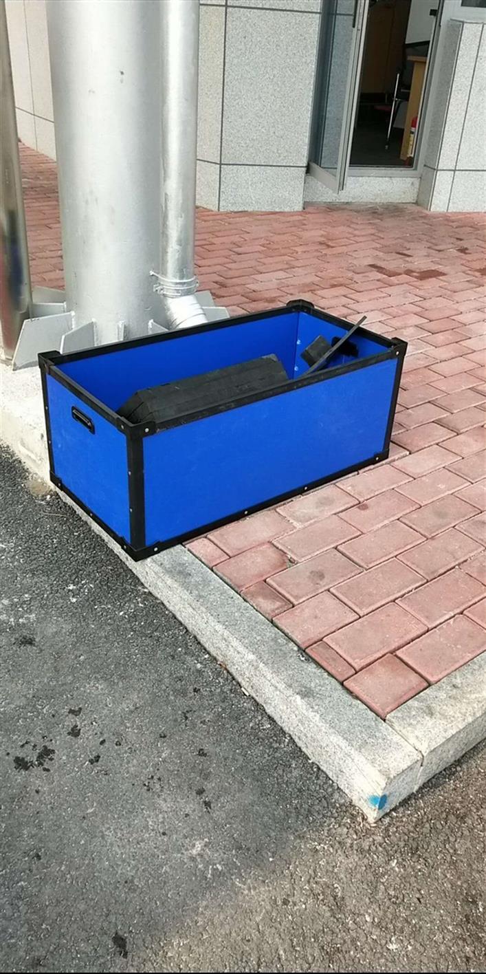 环保中空板周转箱