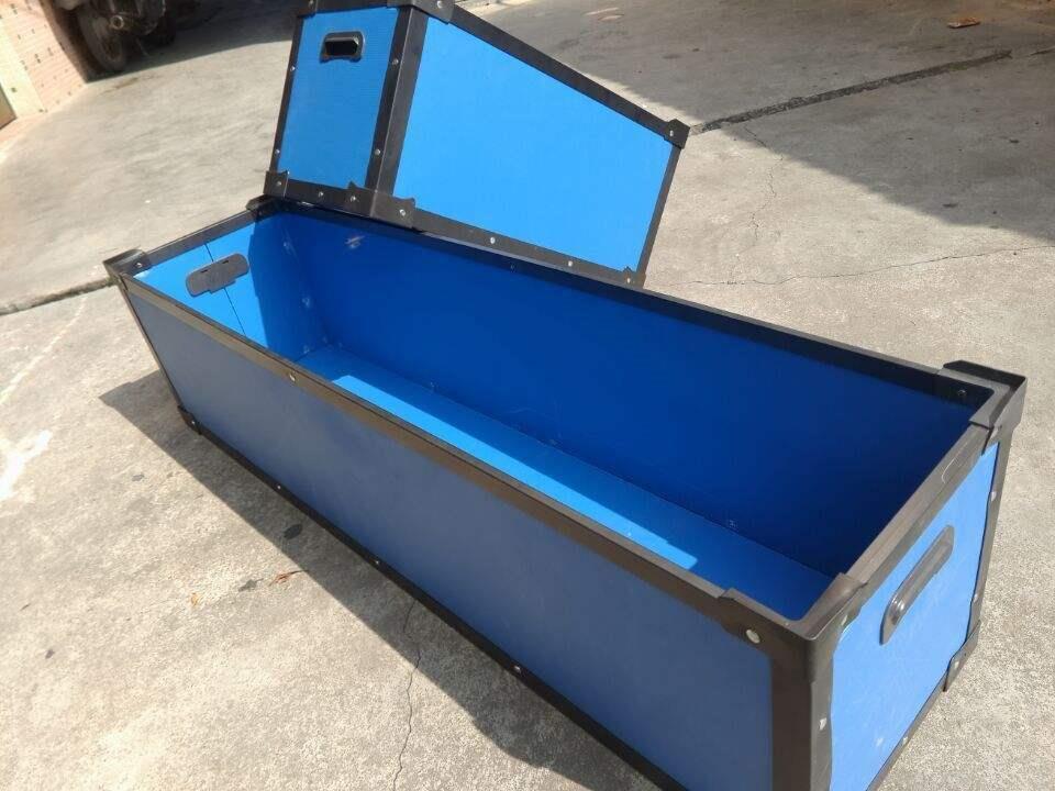 珠海中空板周转箱定制