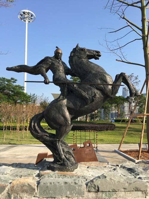 上饶动物铜雕