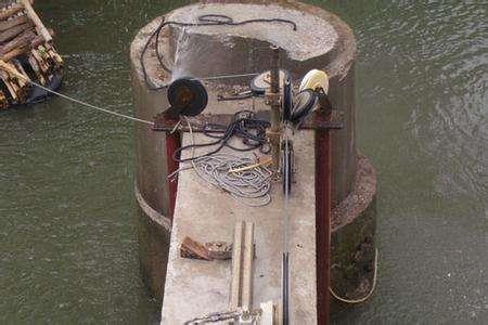 黑龙江水下拆除