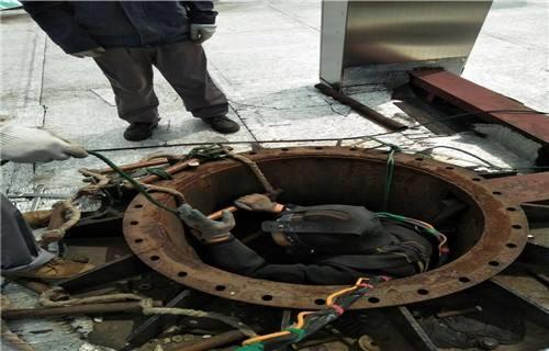 芜湖市政管道堵漏封堵