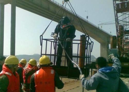 云南水下堵漏公司