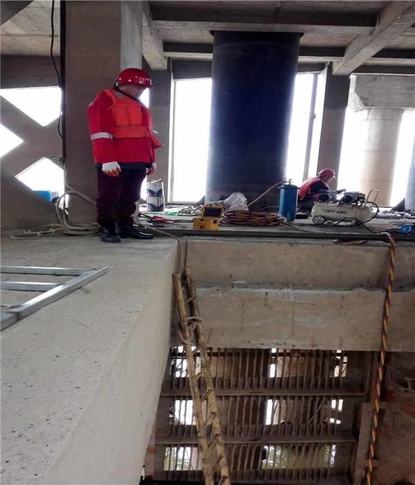 郑州水下堵漏