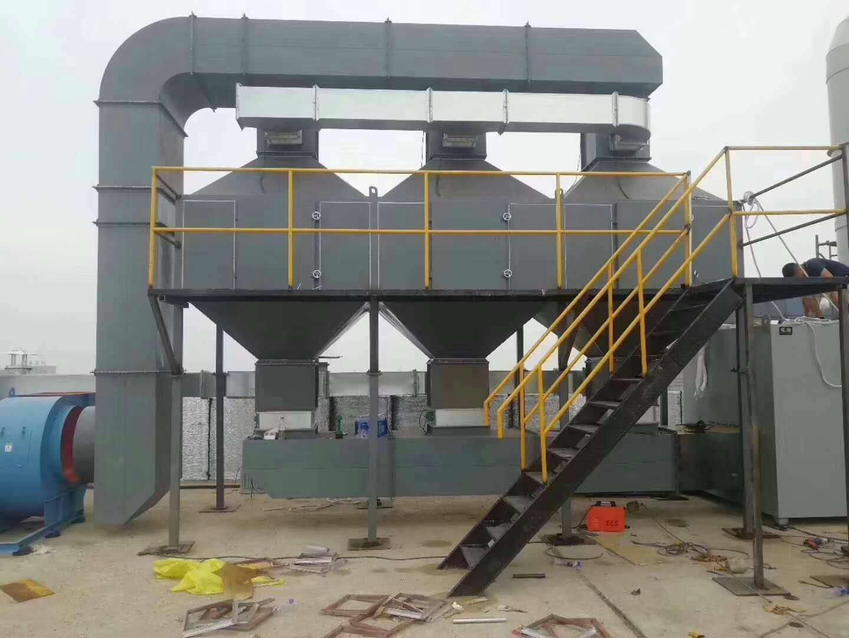 rco催化燃烧设备厂家 有机废气处理设备