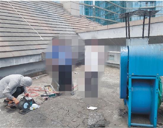 内江市专业油烟检测