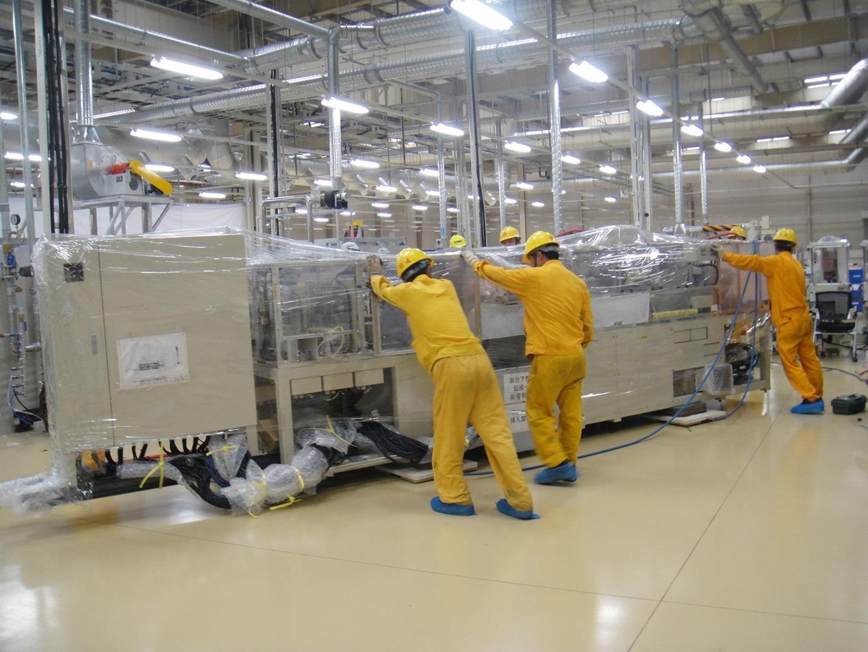 宜秀区工厂搬迁公司