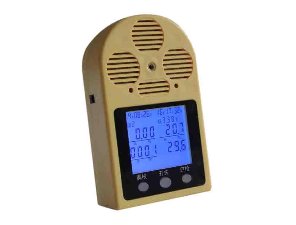 忻州CD4多参数气体测定器