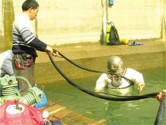 鹤壁潜水堵漏公司