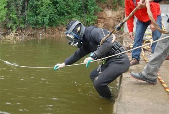 沧州潜水堵漏公司
