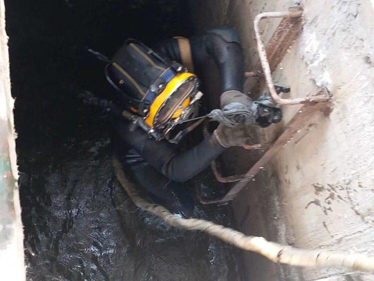 抚州潜水堵漏公司