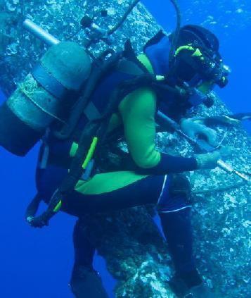 钦州水下电缆铺设
