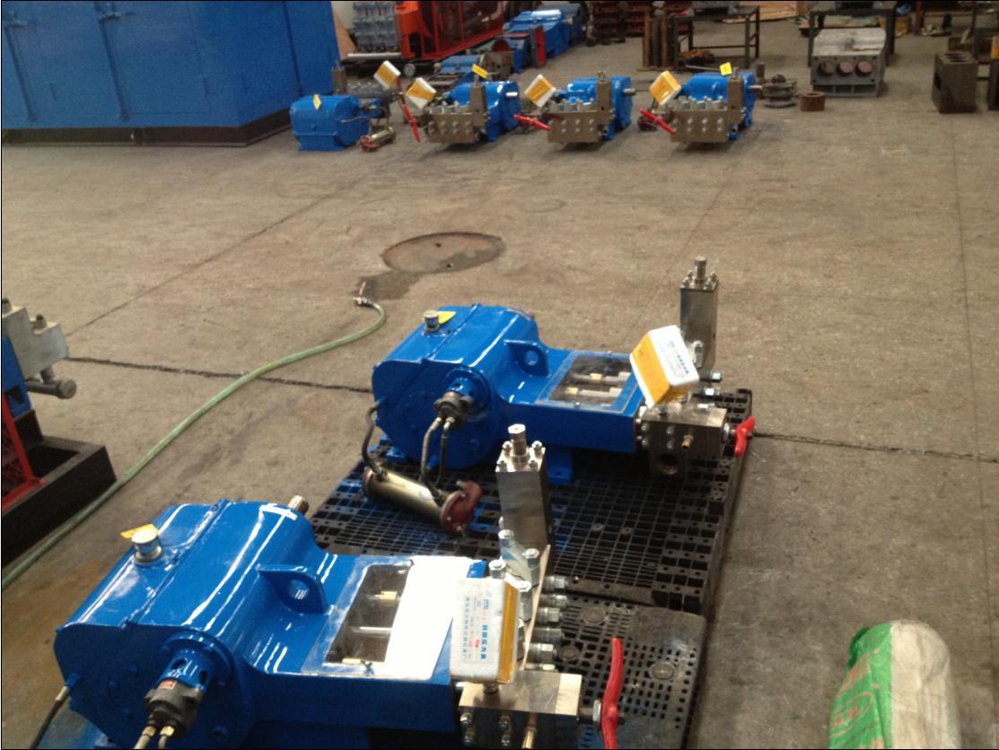 忻州电动高压柱塞泵