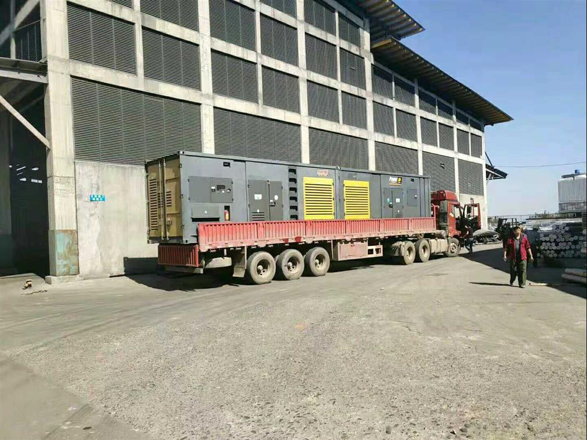 威海发电机租赁