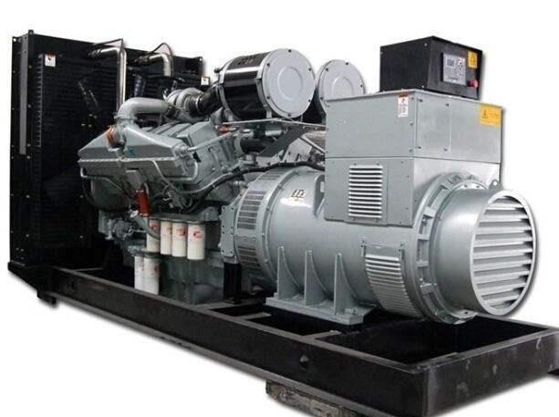 铜陵大型静音发电机