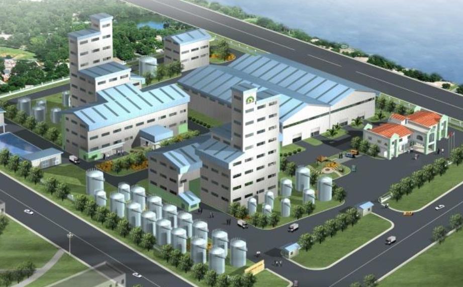 乐山小区设计