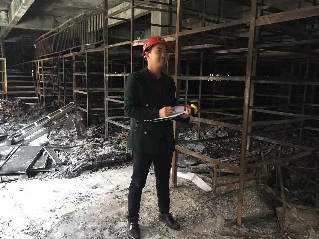 德州厂房钢结构检测单位