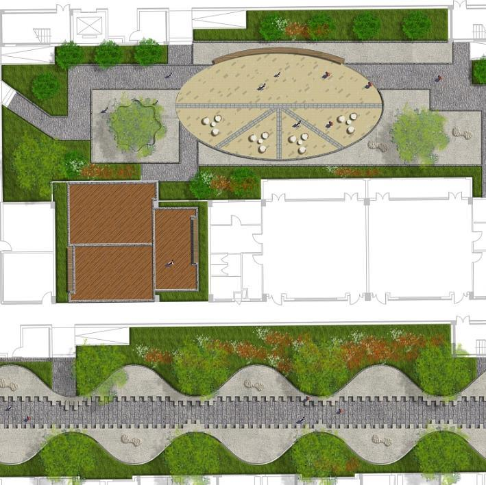 未央区专业风景园林设计促销