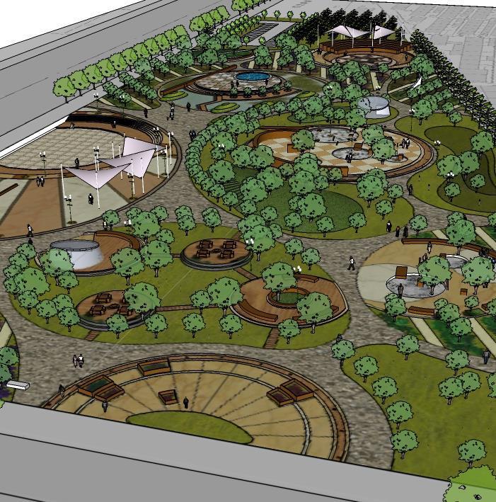 全国原装风景园林设计加盟费用