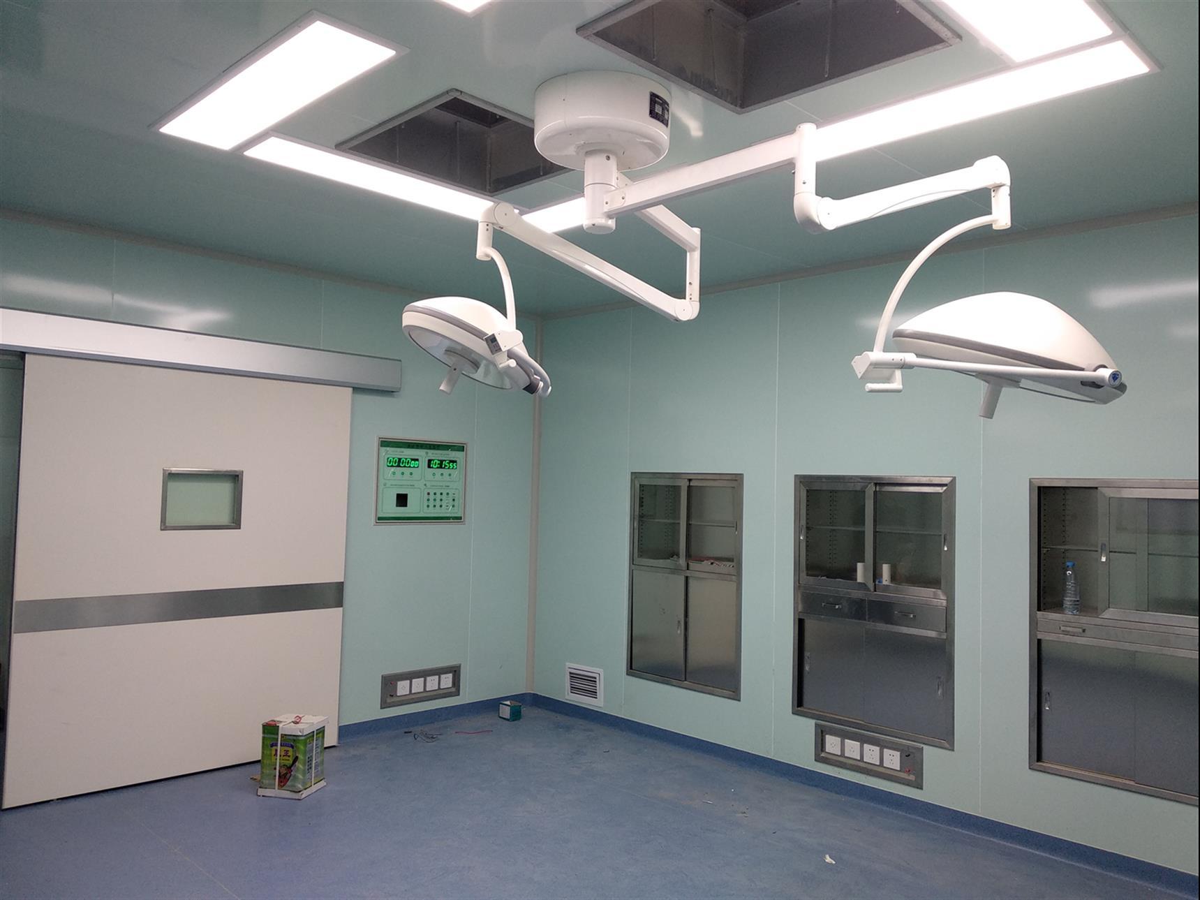 手术室净化:手术室净化设备有什么用途?
