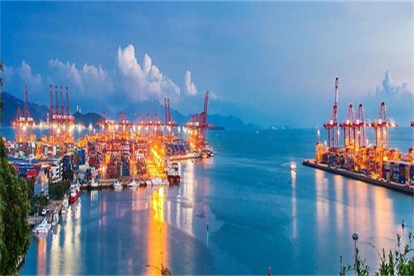上海进口二手挖掘机报关流程
