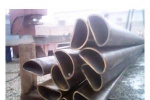 扇形护栏管