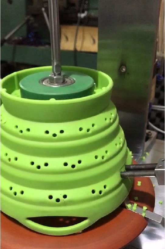 白山自动硅胶冲孔机供应商