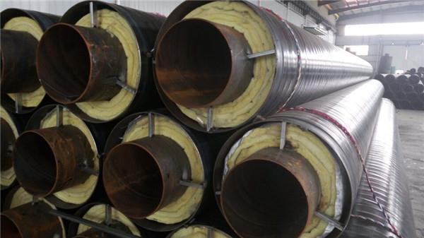 沧州钢套钢保温钢管批发价格