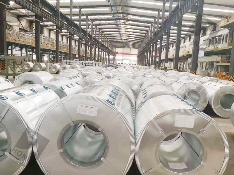 广西耐指纹镀铝锌公司