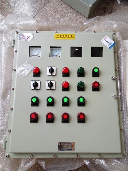 上海BXK防爆仪表箱