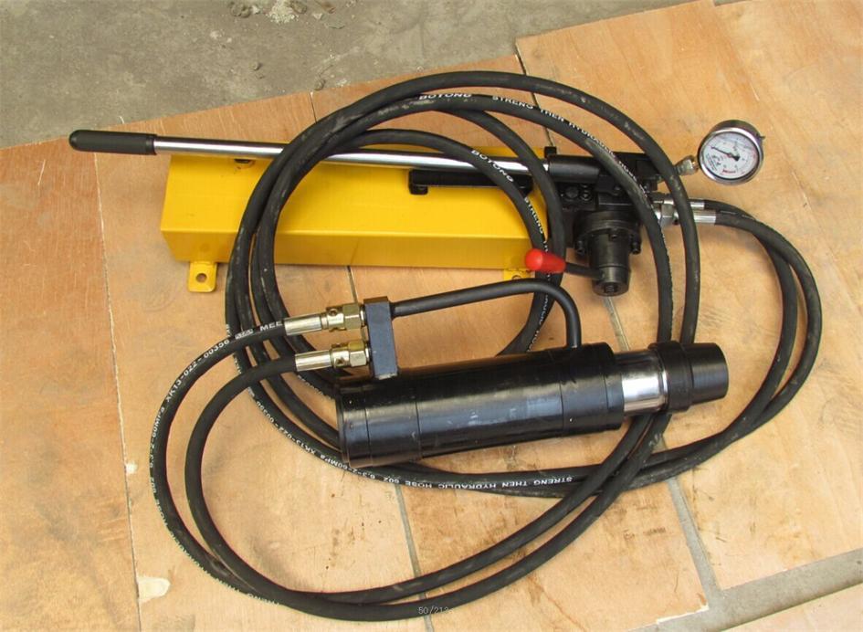 达州矿用张拉机具切断器
