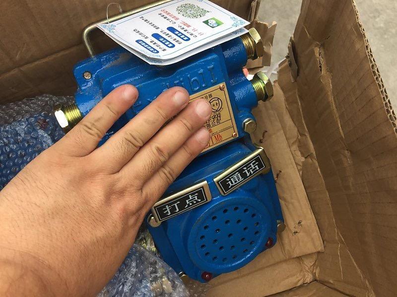 安康矿用声光组合信号器