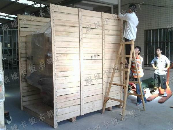 中山东莞木箱制作