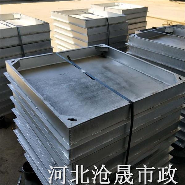 内蒙古不锈钢井盖