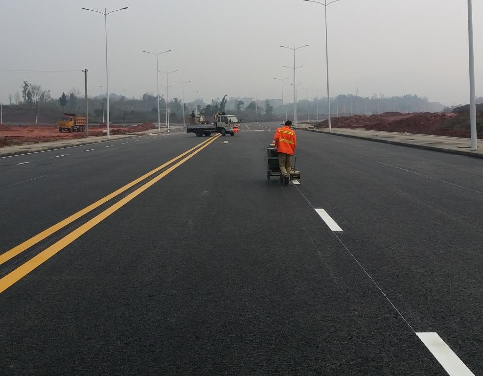 郑州路面交通标线公司
