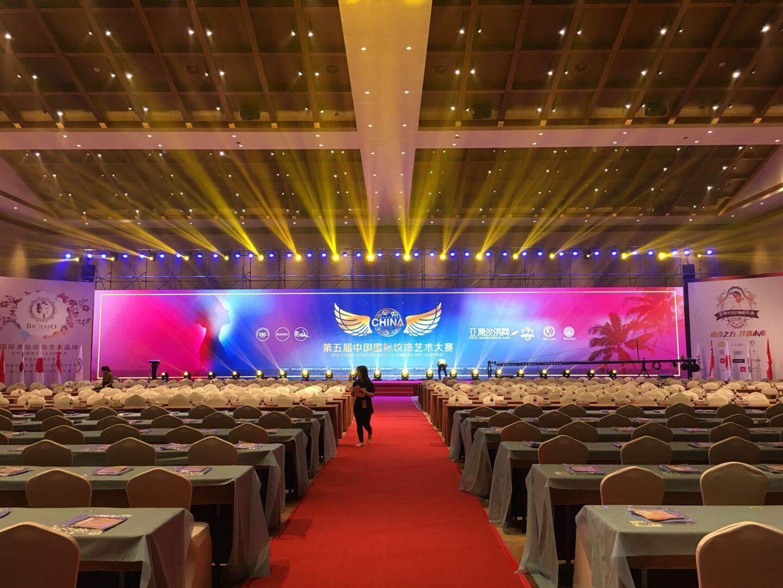 上海LED显示屏投影仪租赁租赁公司前五名